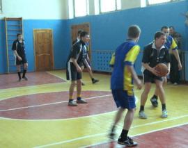 Переможці-баскетболісти