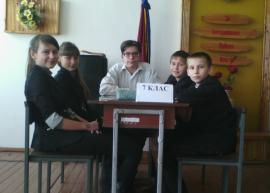 Команда учнів 7 класу