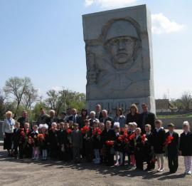 65-річниця Перемоги у Великій Вітчизняній війні